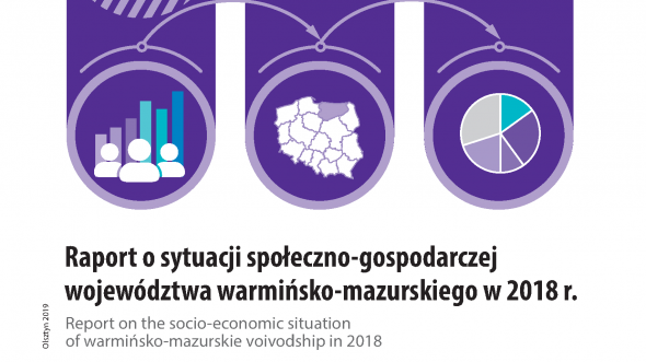 Report on the socio-economic situation of warmińsko-mazurskie voivodship in 2018
